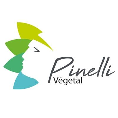 Logo référence Pinelli végétal