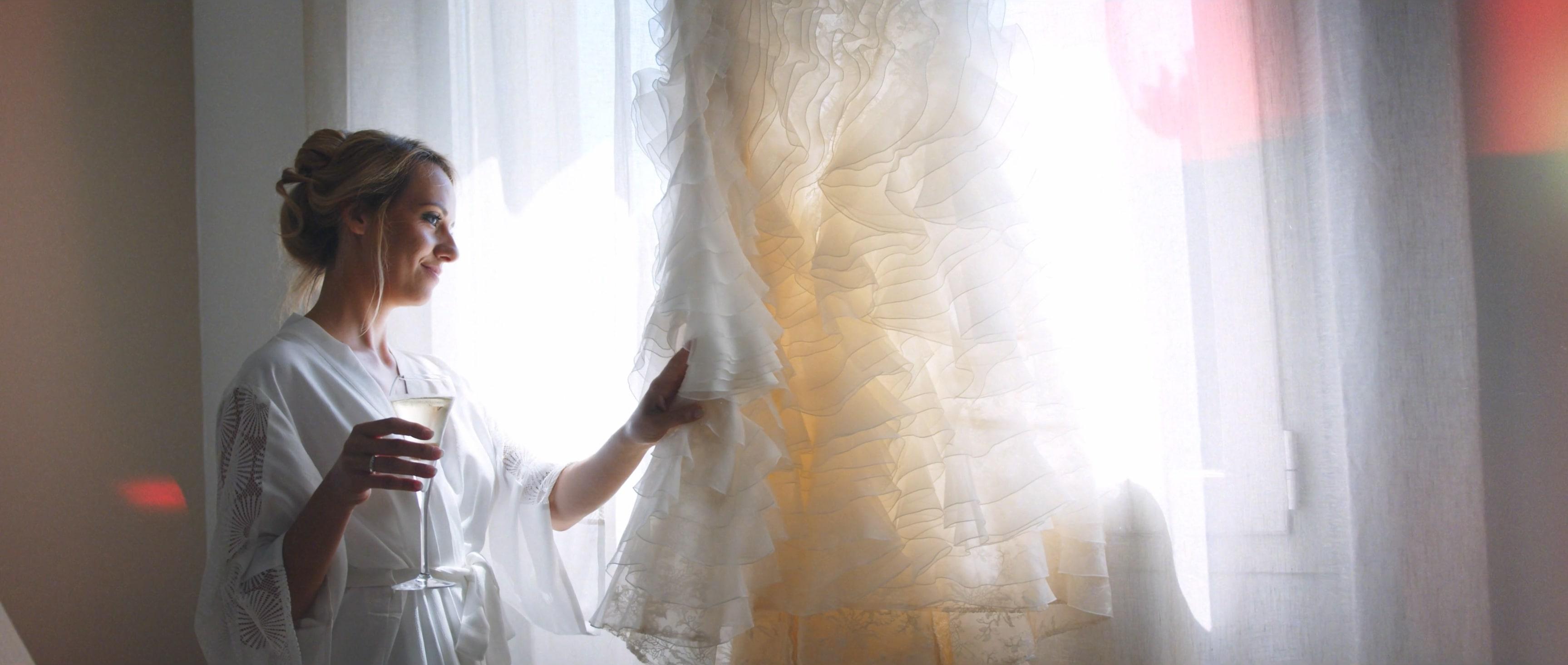 Mariage en Corse Cap Corse Alexandra & Christophe